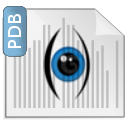 Show transformed PDB file